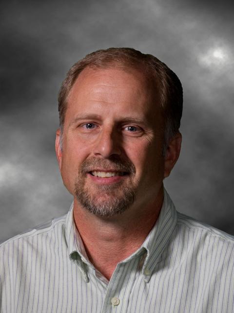 Chuck Burr portrait