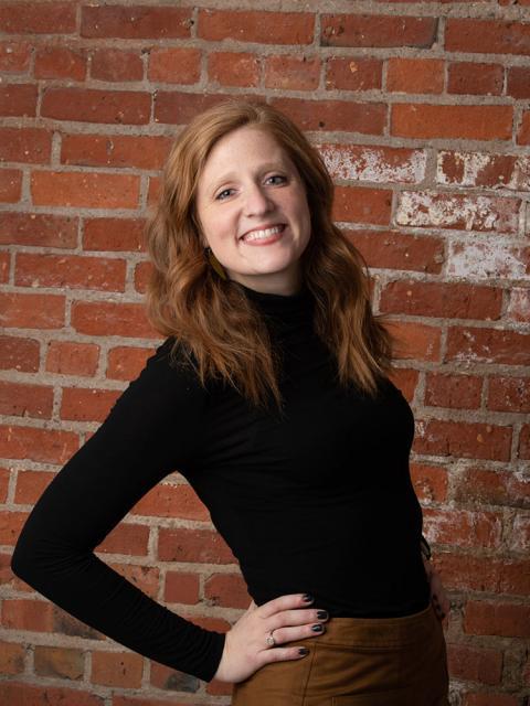 Lauren Becwar portrait